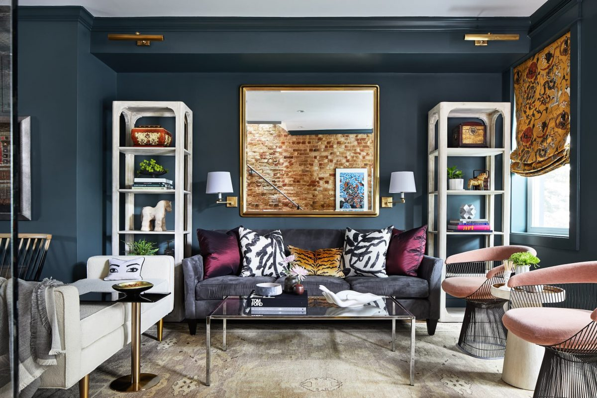 Conservative Traditional to Cozy Modern: Home in Virginia Gets Redone