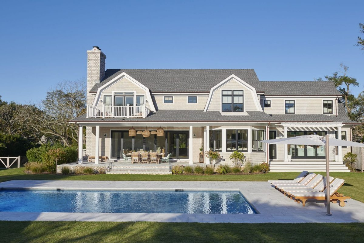 Still Fresh in Hampton: Family Home is Rejuvenated with a Facelift