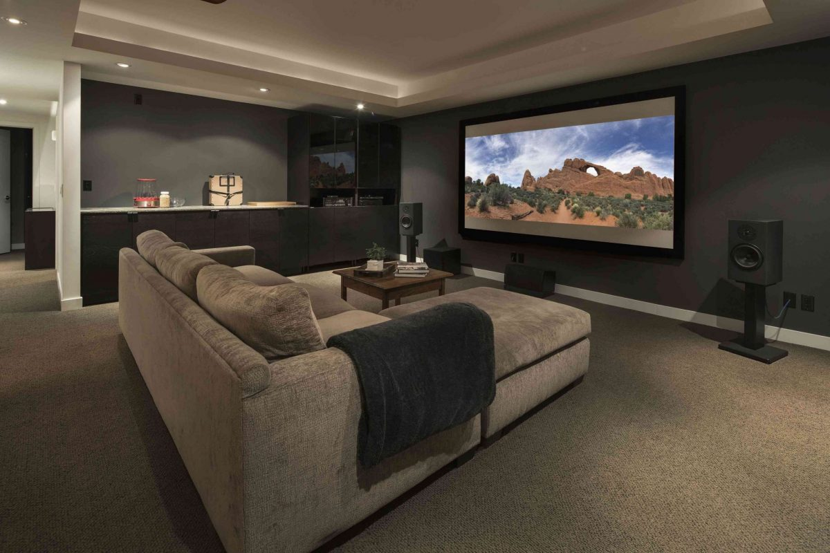 5 Design Tips for the Best Home Theater Experience